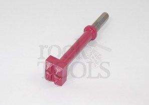 carbide square bush chisel