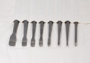 stone lettering chisels set